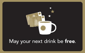 My Starbucks Rewards Starbucks Coffee Company